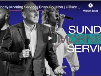 Hillsong Church Sunday Morning Service September 6 With Brian Houston