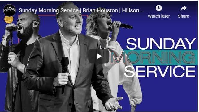 Hillsong Church Sunday Morning Service September 6 With Brian Houston