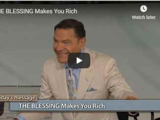 Kenneth Copeland -The Blessing Makes You Rich