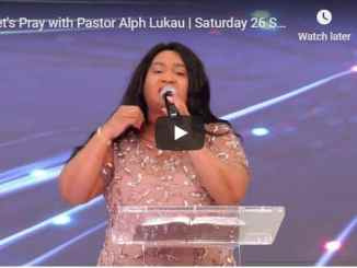 Pastor Alph Lukau Sunday Live Service September 27 2020