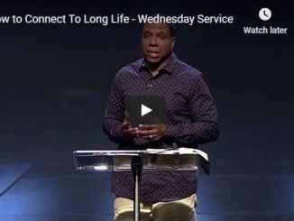 Pastor Creflo Dollar - How to Connect To Long Life