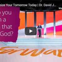 Pastor David Jeremiah Sunday Service Sermon September 20 2020