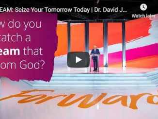 David Jeremiah Sunday Service Sermon September 20 2020