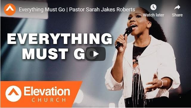 Sarah Jakes Roberts - Everything Must Go