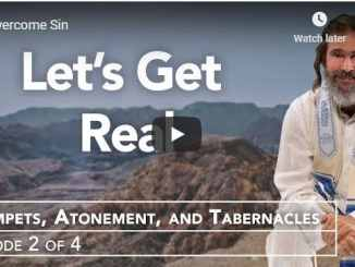 Rabbi Kirt Schneider - Overcome Sin - September 15 2020