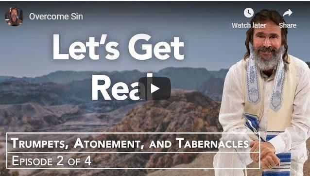 Rabbi Kirt Schneider - Overcome Sin - September 15 2020