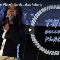"Sarah Jakes Roberts - ""The Hollow Place"" - September 22 2020"