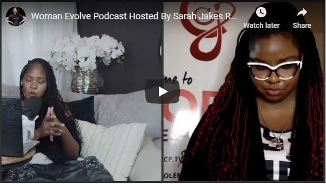 Woman Evolve Podcast Season 7 Episode 10
