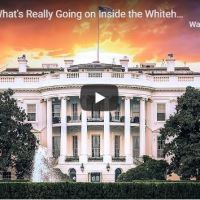 Sid Roth: John Hamill Sees What Is Going on Inside the White house
