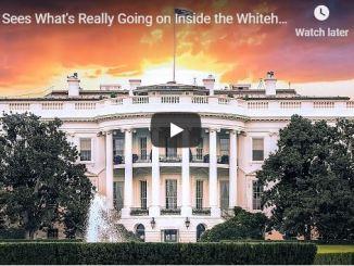 Sid Roth - John Hamill - White house