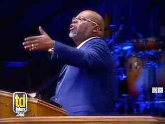TD Jakes Sermon - The Discipline of Doing Part 1 - September 29 2020