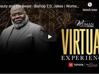 Bishop TD Jakes - Beauty and the Beast