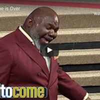 Bishop TD Jakes - The Famine is Over - October 22 2020