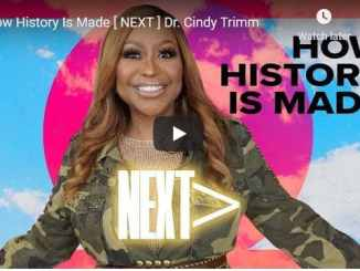 Cindy Trimm - How History Is Made