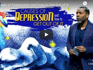 Creflo Dollar - Causes of Depression and how to Get Out of It