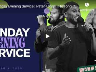 Hillsong Church Sunday Live Service October 4 2020
