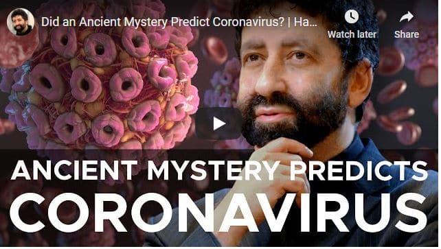 Jonathan Cahn Sermon - Did an Ancient Mystery Predict Coronavirus