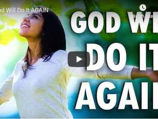 Sean Pinder - God Will Do It AGAIN