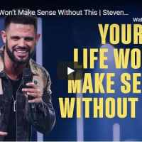 Steven Furtick - Your Life Won't Make Sense Without This - October 2020