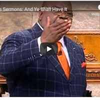 TD Jakes Sermon - And Ye Shall Have It - October 28 2020