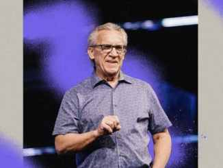 Pastor Bill Johnson