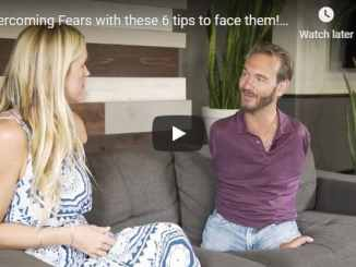 Bethany Hamilton & Nick Vujicic - Overcoming Fear with these 6 tips