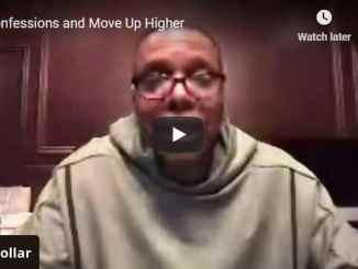 Pastor Creflo Dollar Sermon - Confessions and Move Up Higher