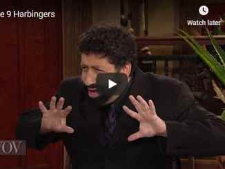 Kenneth Copeland & Rabbi Jonathan Cahn - The 9 Harbingers