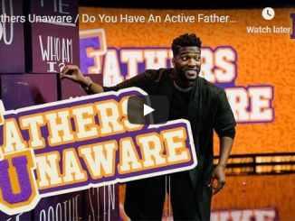 Michael Todd Sermon - Fathers Unaware - Forgiveness University