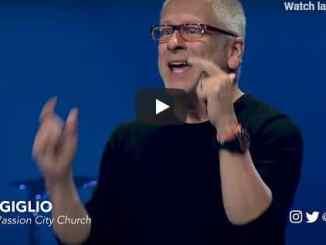 Passion City Church Sunday Live Service November 15 2020