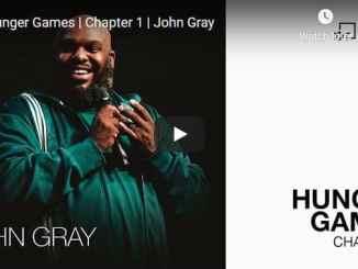 Pastor John Gray Sermon - Hunger Games