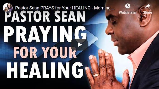 Pastor Sean Pinder Morning Prayer November 20 2020