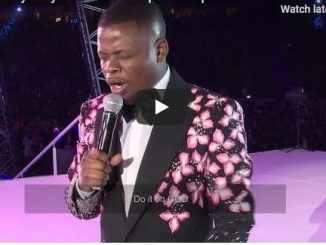 Shepherd Bushiri Sunday Live Service November 1 2020