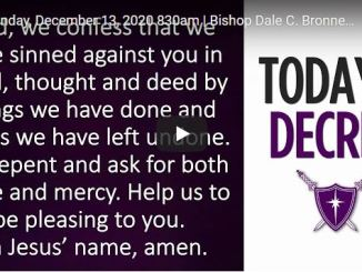 Bishop Dale Bronner Sunday Live Service December 13 2020