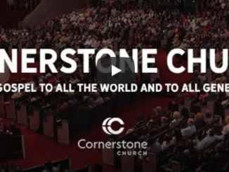 Cornerstone Church Sunday Live Service December 13 2020