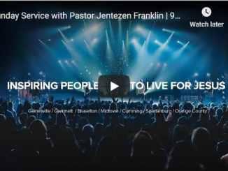 Free Chapel Sunday Live Service December 6 2020