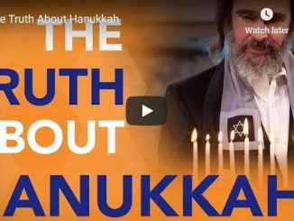 Rabbi Schneider Sermon - The Truth About Hanukkah
