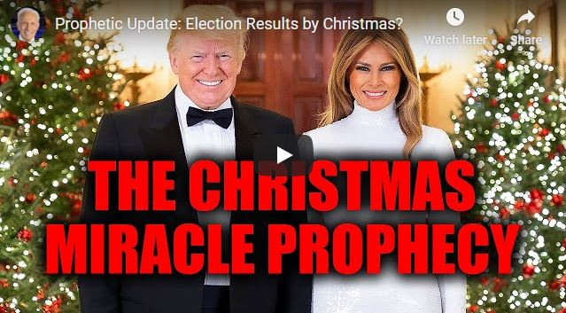 Sid Roth & Robin D. Bullock - The Christmas Miracle Prophecy