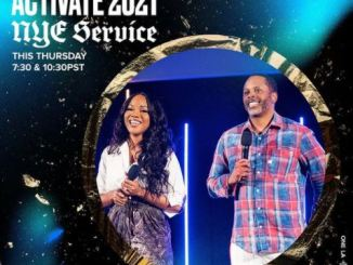 The Potters House At One LA New Year Eve Service December 31 2020
