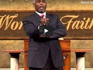 Bishop Dale Bronner Sunday Live Service January 10 2021