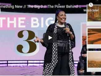 Pastor Brenda Todd Message - The Power Behind Fasting