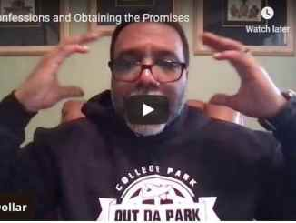 Pastor Creflo Dollar Sermon - Confessions and Obtaining the Promises