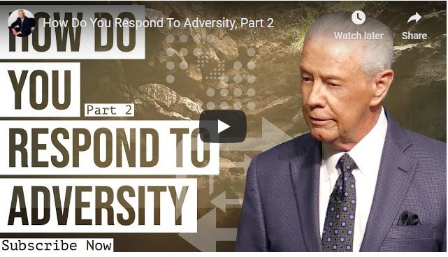 Pastor Jerry Savelle Sermon - How Do You Respond To Adversity