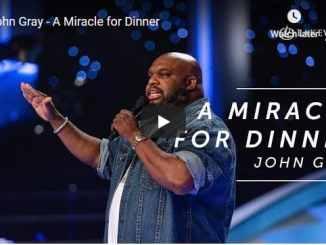 Pastor John Gray Sermon - A Miracle for Dinner