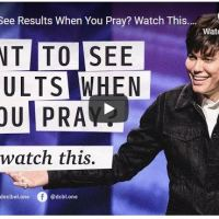 Pastor Joseph Prince Sermon - Want To See Results When You Pray?