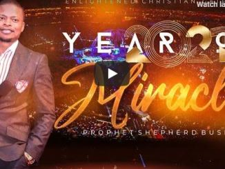 Prophet Shepherd Bushiri Sunday Live Service January 17 2021