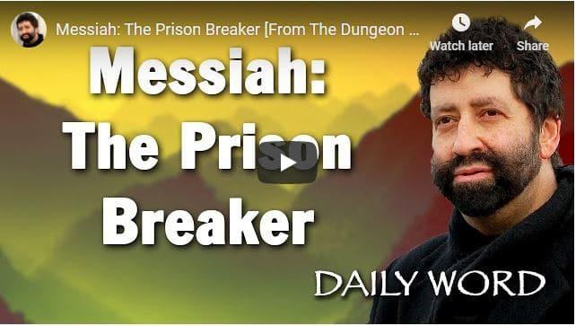 Rabbi Jonathan Cahn Sermon - Messiah: The Prison Breaker