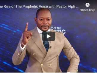 The Rise of The Prophetic Voice with Pastor Alph Lukau January 20 2021