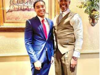 Bishop Bronner & Wife Celebrate Their Son Dale Bronner On His Birthday