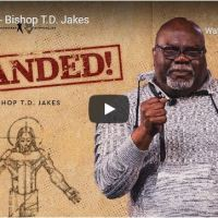 Bishop TD Jakes Sunday Sermon - Branded